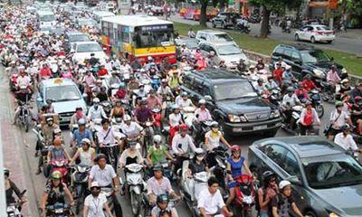 Từ 1/11, đi xe máy phải nộp phí tối đa 150.000 đồng/năm
