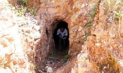Phú Yên: Ngăn chặn người vào Hòn O khai thác vàng trái phép