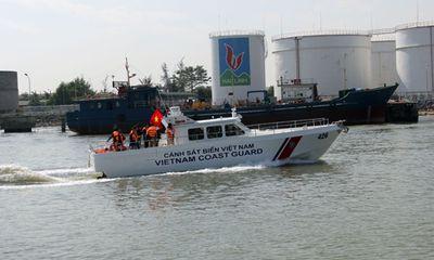 Bàn giao xuồng tuần tra cao tốc 12 tỷ đồng cho cảnh sát biển