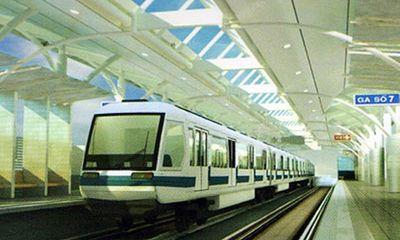 Bổ sung 393 triệu Euro cho dự án đường sắt đoạn Nhổn - Ga Hà Nội
