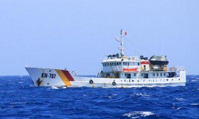 Cảnh sát biển đã phạt tàu Trung Quốc trên 4 tỷ đồng