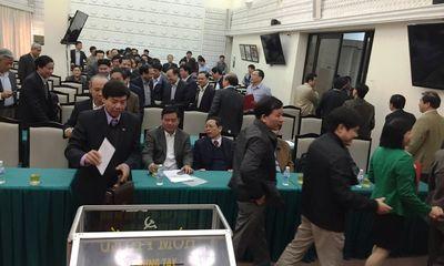 Lần đầu Bộ GTVT tổ chức lấy phiếu tín nhiệm lãnh đạo