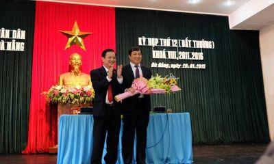 Thủ tướng phê chuẩn chức vụ Chủ tịch UBND TP Đà Nẵng