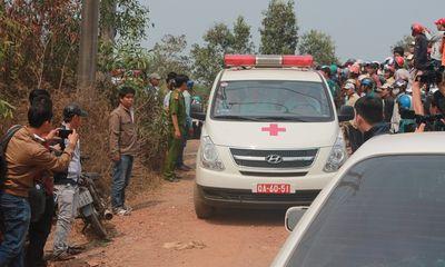 Nhân chứng kể lại giây phút máy bay quân sự rơi ở TP.HCM