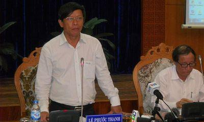 Ông Lê Phước Thanh giữ chức Bí thư Tỉnh ủy Quảng Nam