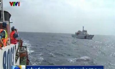 Tin tức Biển Đông mới nhất: TQ thêm 2 tàu hải cảnh ra giàn khoan