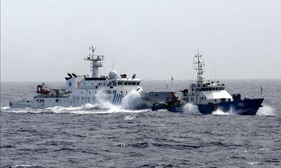 Tình hình Biển Đông: TQ duy trì 120 tàu quanh khu vực giàn khoan