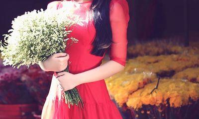 Ngọc Thanh Tâm rạng rỡ giữa phố hoa