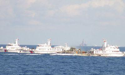 Tình hình Biển Đông 13/6: Tàu TQ chặn mọi hướng di chuyển tàu VN