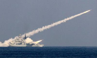 TQ tập trận bắn đạn thật, ngư dân VN vẫn hoạt động bình thường
