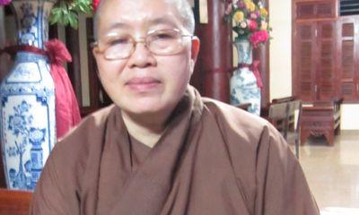 Hé lộ kết quả thanh tra chùa Bồ Đề: Sư Đàm Lan