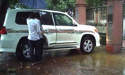 Chủ tịch Hà Tĩnh nói gì về Tỉnh ủy viên đi siêu xe đeo biển giả?