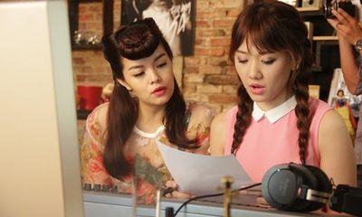 Hari Won tự tin song ca với Phạm Quỳnh Anh