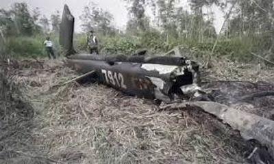 Chuyến bay cuối cùng và sự hy sinh của những chiến sỹ không quân