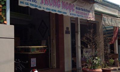 Chủ tiệm vàng Kim Trân