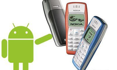 Nokia 1100 phiên bản mới chạy Android 5.0