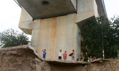 Cầu không móng Trung Quốc ở Campuchia: Chính phủ nói an toàn