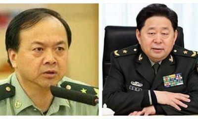 Trung Quốc công bố hàng loạt tướng quân đội