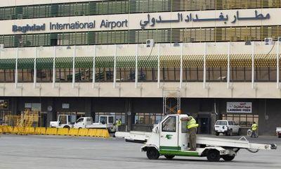 Máy bay chở 154 hành khách bị trúng đạn khi đang hạ cánh ở Baghdad