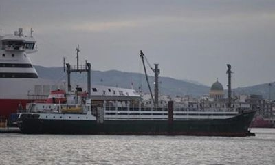 Italy giải cứu thành công 450 người nhập cư trái phép trôi dạt trên biển