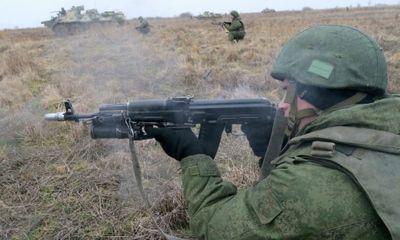 Nga bất ngờ tập trận quy mô tại Crimea