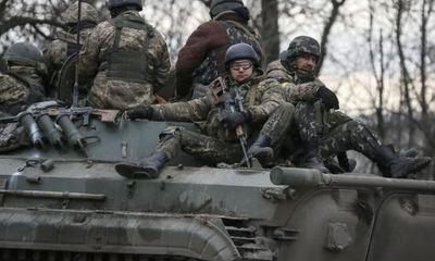 Nhà xác ở miền đông Ukraine chật cứng xác binh sĩ Kiev tử trận