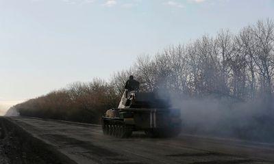 Kiev tố Nga đưa thêm xe tăng đến miền đông Ukraine