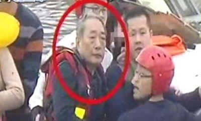 TransAsia: Cụ ông 72 tuổi dũng cảm cứu 4 hành khách