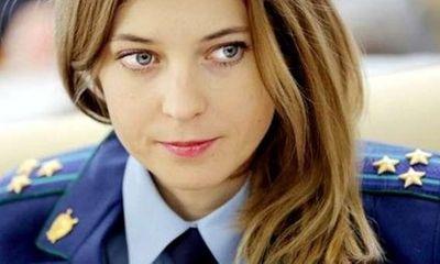 Nữ công tố viên xinh đẹp Crimea được vinh danh