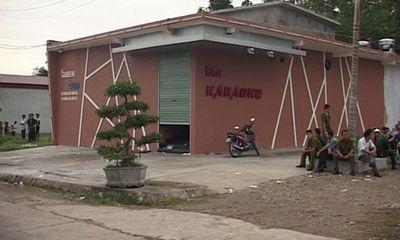Quảng Ninh: 6 người tử vong do ngạt khí tại quán karaoke