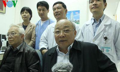 Thống nhất phác đồ điều trị cho ông Nguyễn Bá Thanh