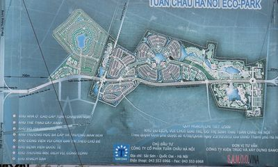 Tuần Châu Ecopark: Đại diện nói gì về dự án
