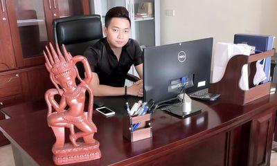 Doanh nhân Lưu Hải Trung– đồng hành cùng Dự án 1102 phát triển văn hóa Việt