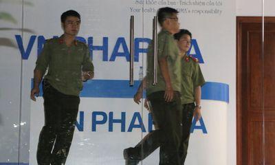 Vụ Công ty VN Pharma: Bắt đồng phạm của TGĐ Nguyễn Minh Hùng