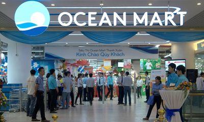 Diện mạo Ocean Mart 1 ngày trước khi chính thức