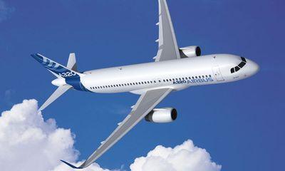 Chiều nay, Jestar đón siêu máy bay cánh cong của Airbus
