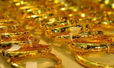 Giá vàng ngày 1/12: Vàng lại rớt mạnh