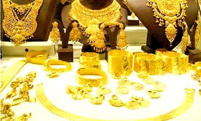 Giá vàng hôm nay ngày 27/9: GDP Mỹ tăng kỷ lục kéo vàng giảm mạnh