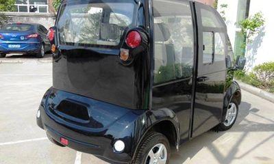 Ô tô điện giá chưa tới 50 triệu