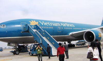 Tội phạm bị dẫn độ hô có bom trên máy bay Vietnam Airlines