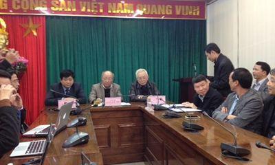 Công bố thông tin chính thức về bệnh của ông Nguyễn Bá Thanh