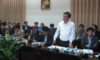 Bộ trưởng Đinh La Thăng cảnh cáo tổng thầu Trung Quốc