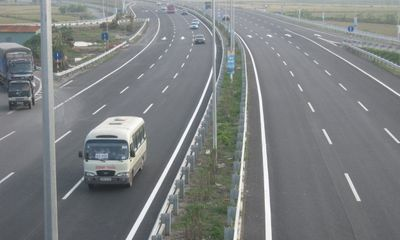 Kiến nghị tăng phí tuyến đường cao tốc TP.HCM - Trung Lương