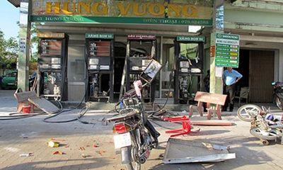 Nạn nhân kinh hãi kể lại giây phút cây xăng phát nổ tại Sóc Trăng
