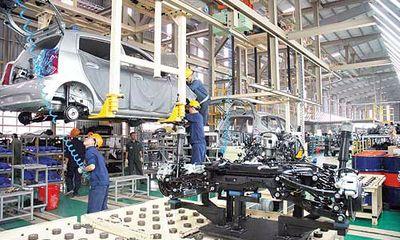 GDP cả nước ước tính tăng 5,98\% trong năm 2014
