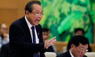 Vụ tử tù Hồ Duy Hải: Chưa phát hiện căn cứ kháng nghị