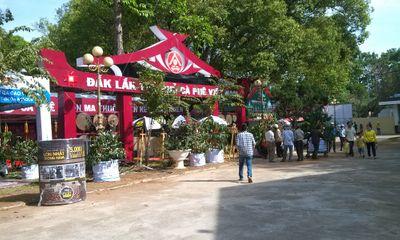 Tây Nguyên - Khai mạc lễ hội cà phê lần thứ 5 tại Đắk Lắk