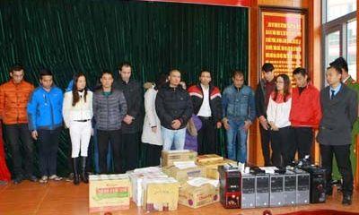 Hà Nội: Bắt hàng loạt lãnh đạo sàn giao dịch vàng tài khoản HGI