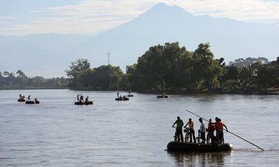 Về quê ăn Tết, hai người Việt tử nạn trên sông biên giới