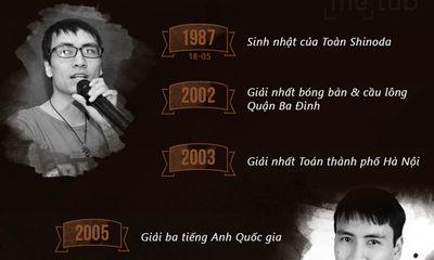 Toàn Shinoda: Anh cả dễ mến của làng Vlogger Việt